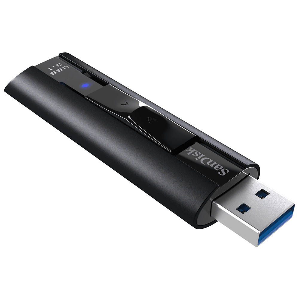 SanDisk Extreme PRO<sup>®</sup> <br>USB 3.1 Flash Drive