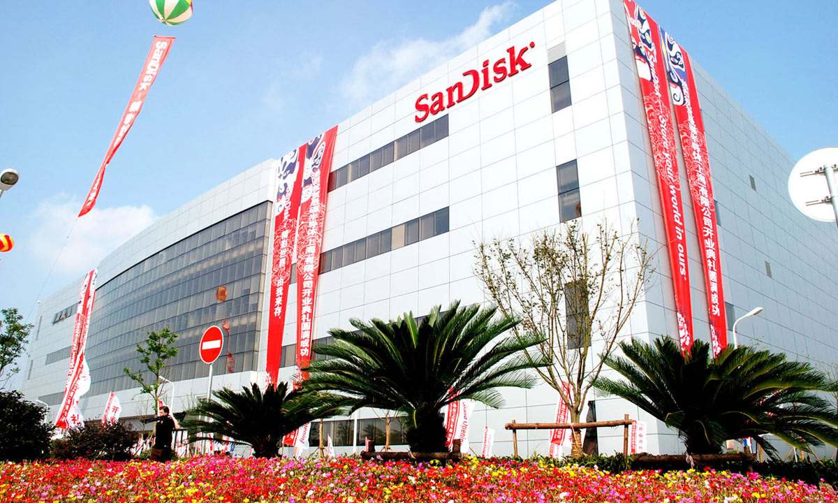 SanDisk Shanghai Office
