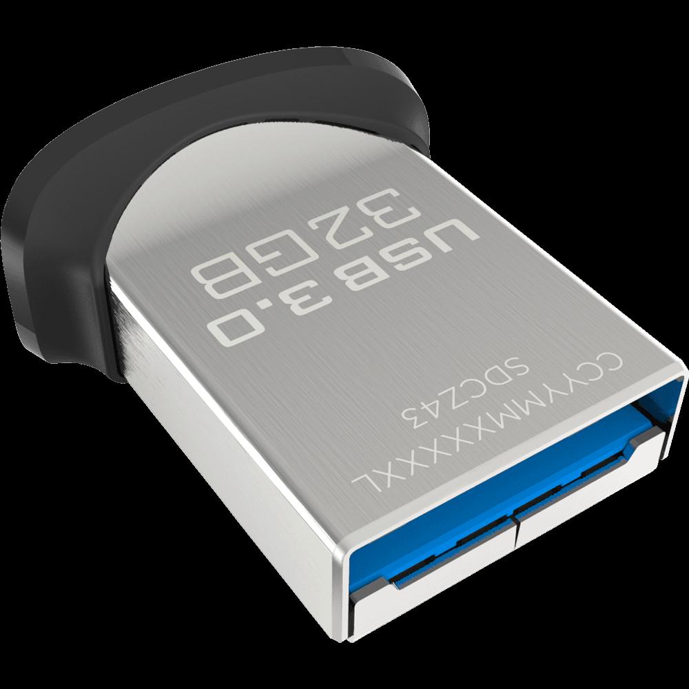 Sandisk Ultra Fit Usb 30 Flash Drive Flasdisk 8gb 8 Gb Original